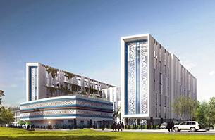 三亚学院艺术楼